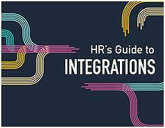 HR's Guide to Integrations e-book image