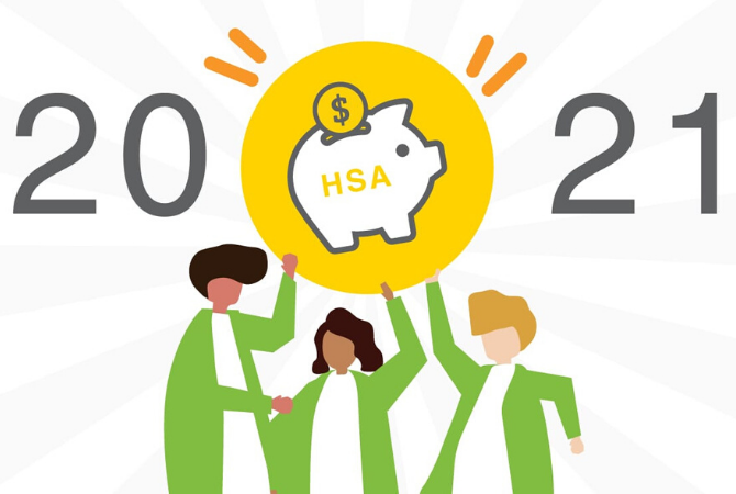 IRS releases HSA limits for 2021