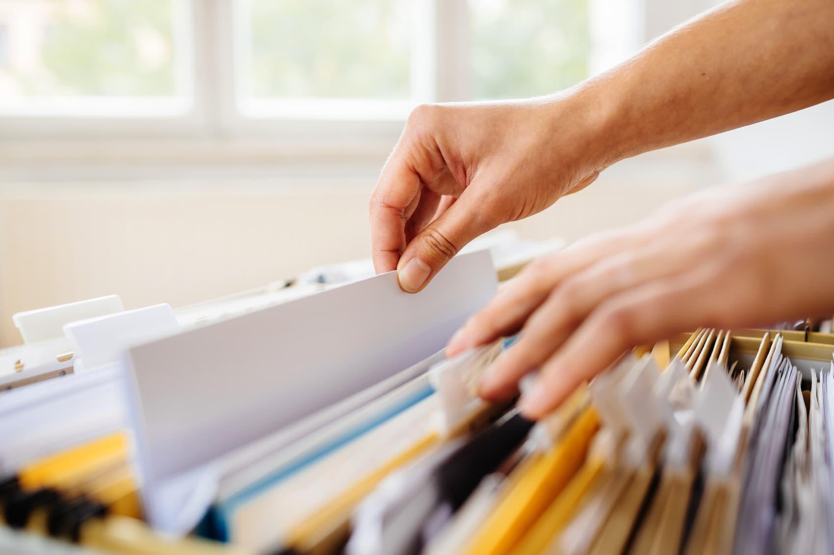 Tips for Form I-9 Retention & Storage