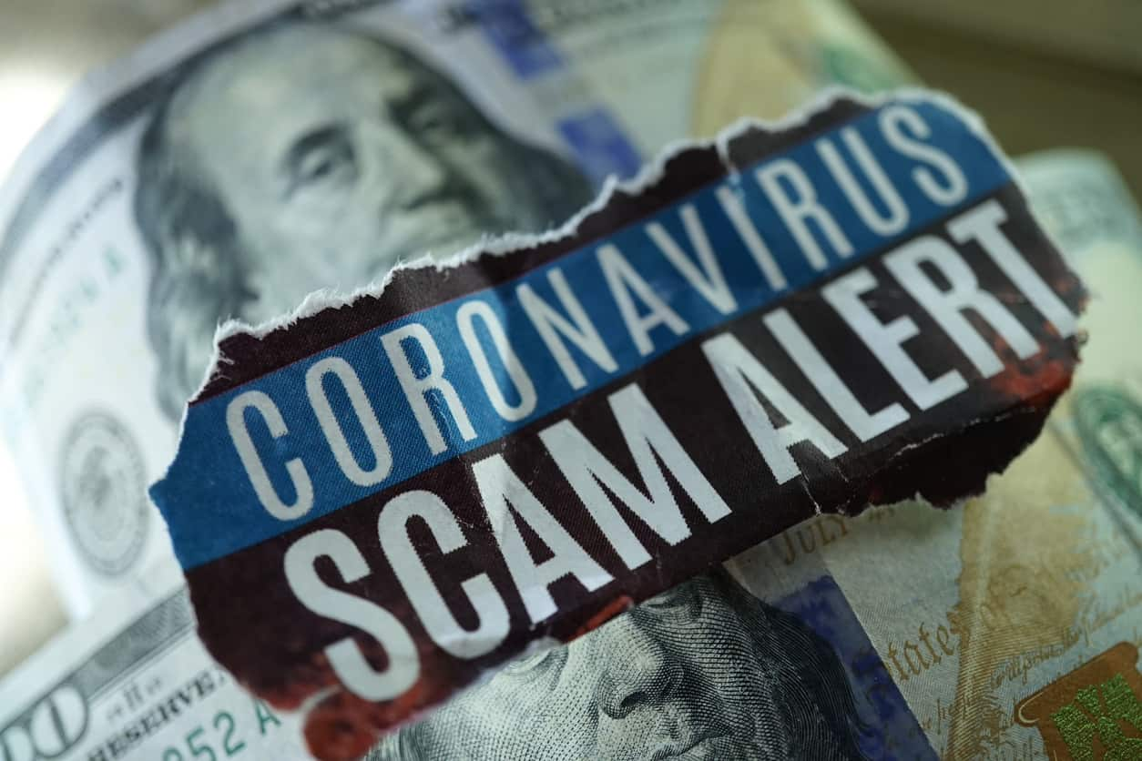 COVID-19 Vaccine Template: How to Warn Employees About Fraudulent Schemes