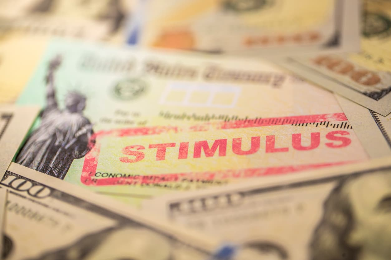 COVID: Congress Passes New, $1.9 Trillion Stimulus Package