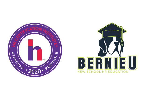 BernieU Courses Eligible for Free HRCI Recertification Credits