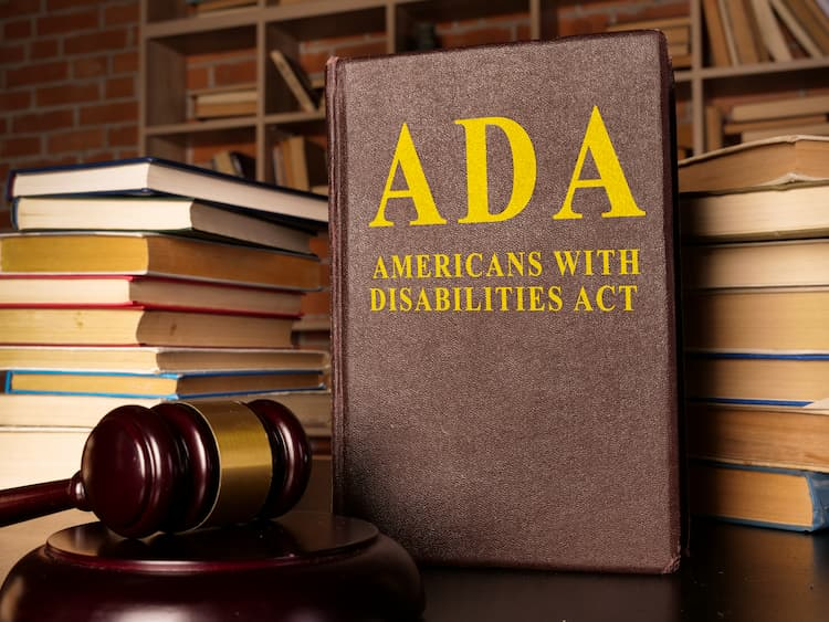 Frequently Asked Questions about the Americans with Disabilities Act