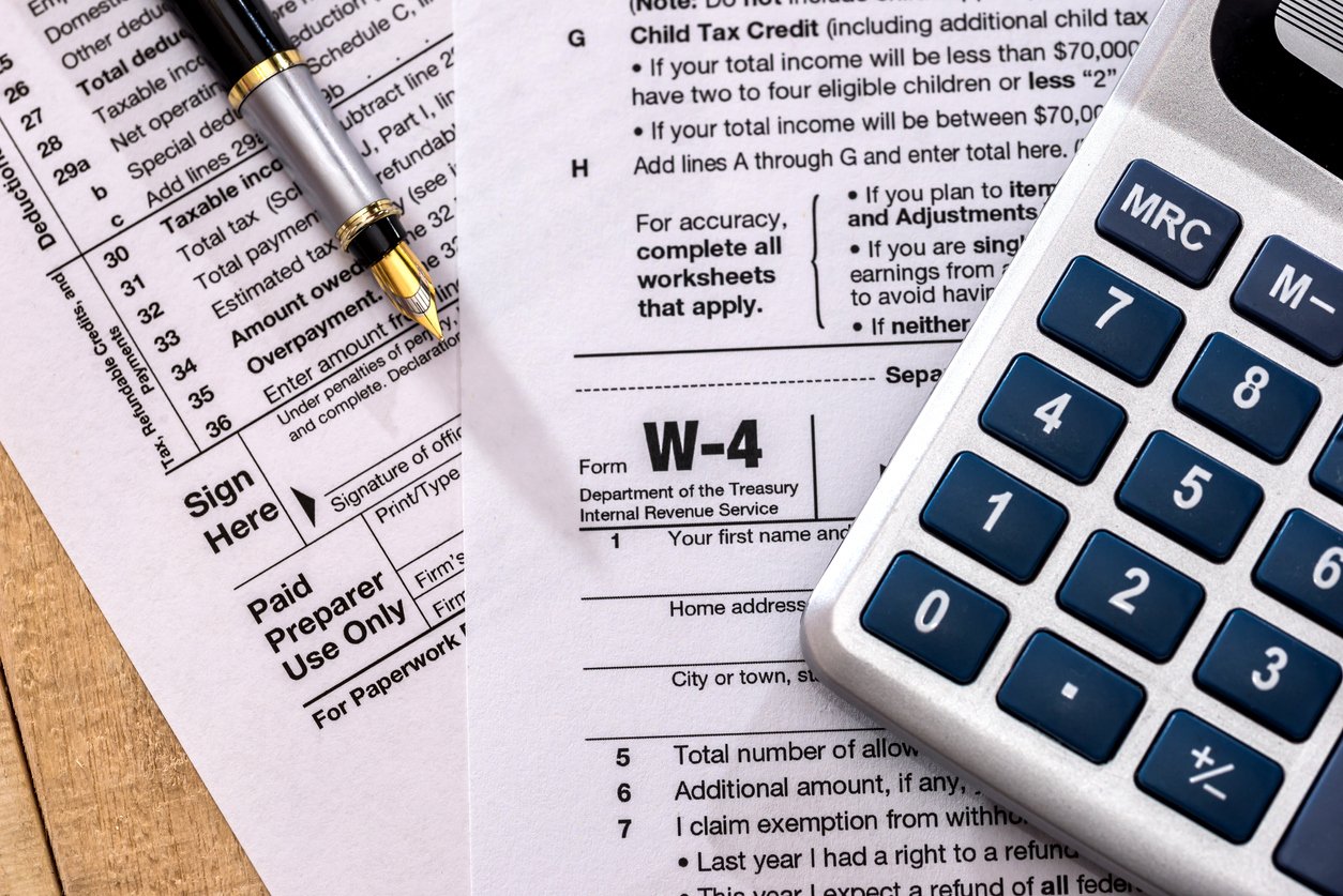 Step-by-Step Tutorial: New Form W-4 for 2021 Employee Tax Withholdings
