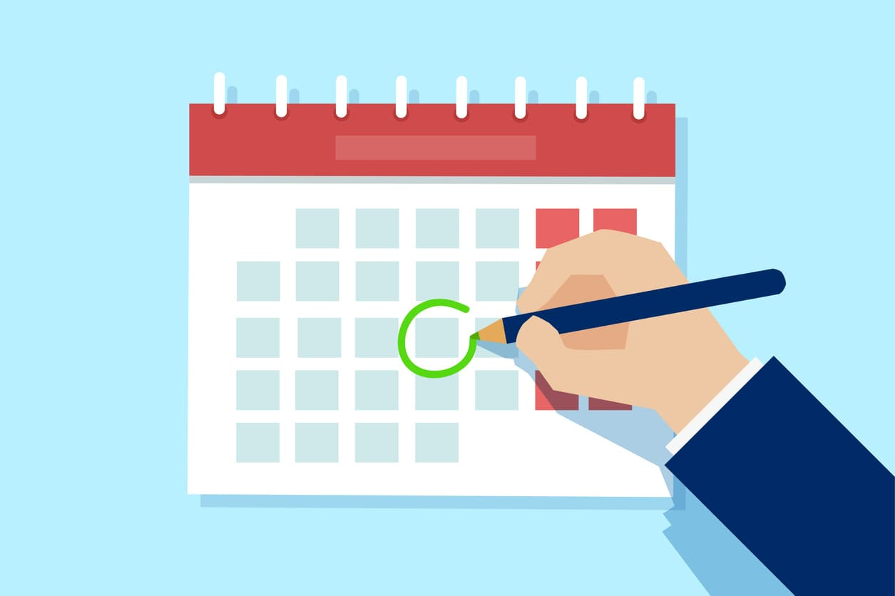 HR Calendar 2021: Key Compliance Dates and Holidays for New Year