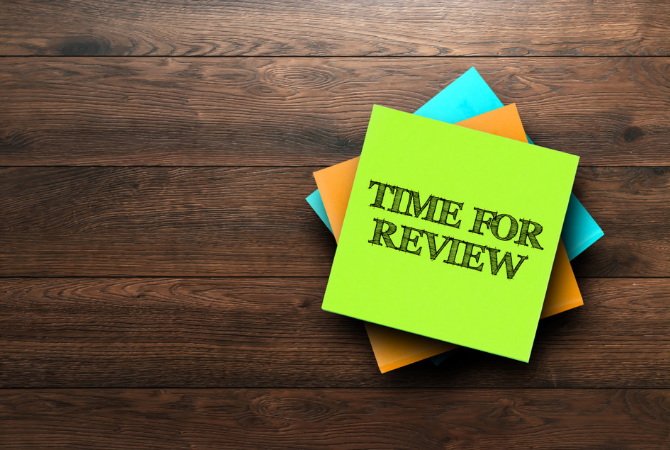 How to give a performance review