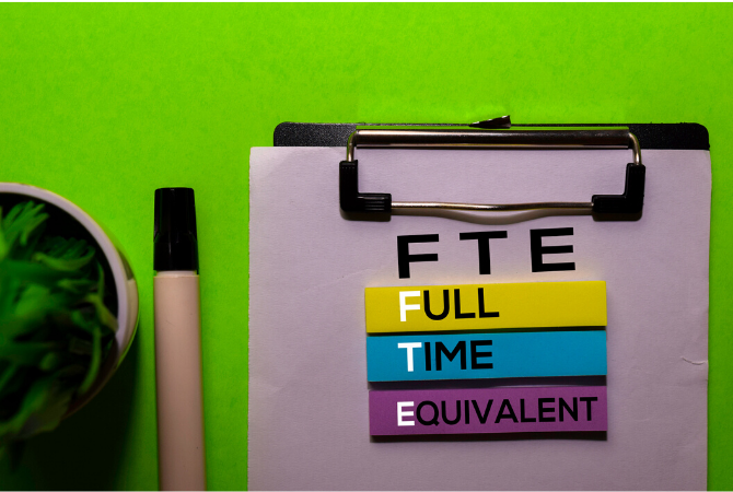 What is a FTE?