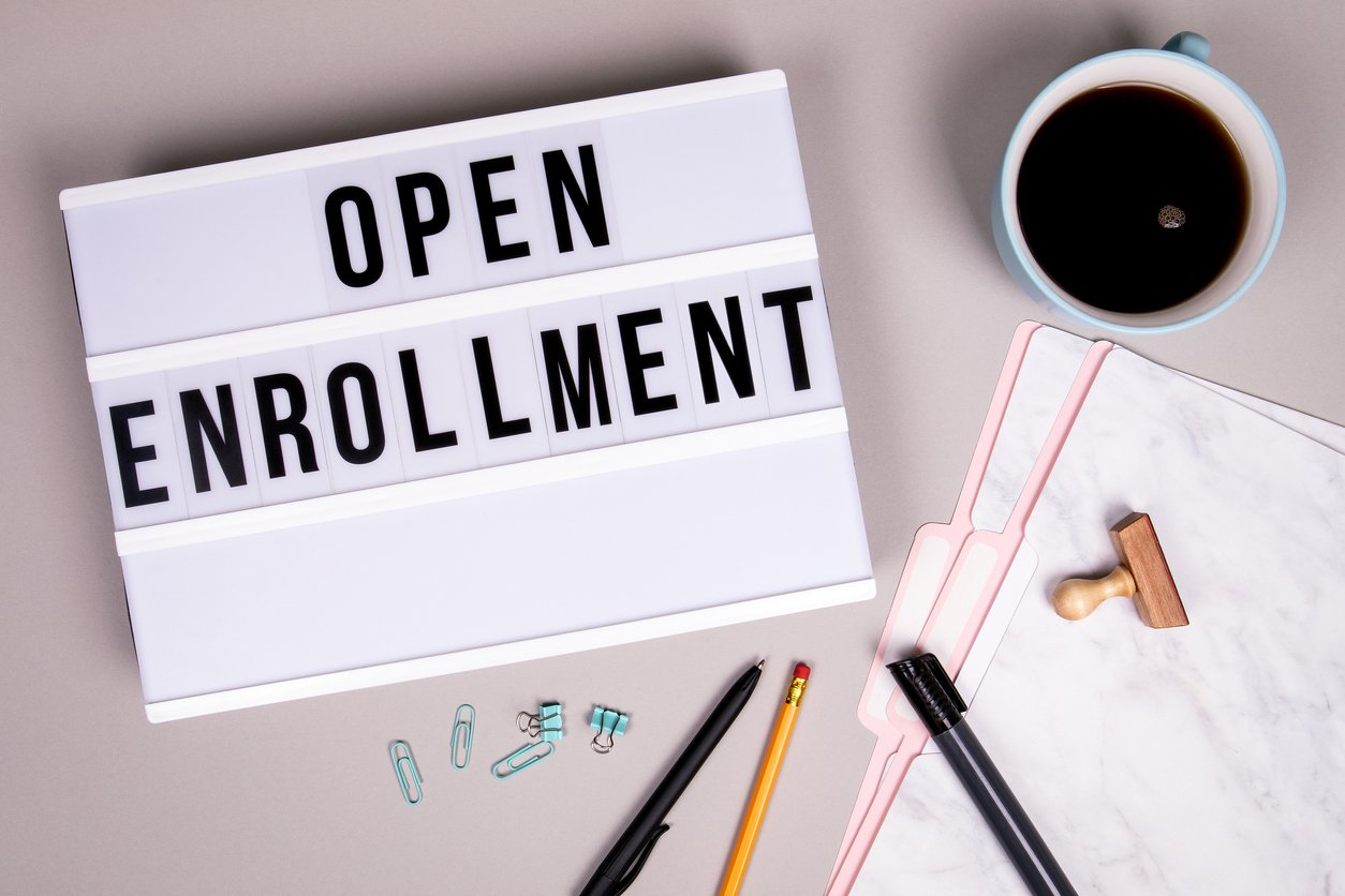 Email Template for Open Enrollment Communication